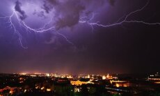 Žaibai Vilniuje