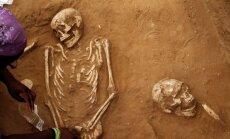 Senosios filistinų kapinės