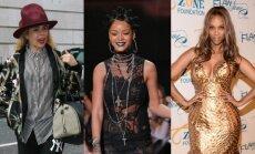 Paloma Faith, Rihanna, Tyra Banks