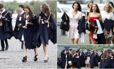 LSMU studentės
