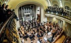 Lietuvos nacionalinis simfoninis orkestras, Modestas Pitrėnas