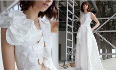 Roberto Kalinkino vestuvinių suknelių kolekcijos modeliai