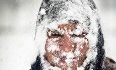 Naujas šalčio rekordas užfiksuotas Antarktidoje