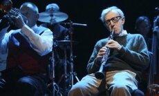 Režisierius ir muzikantas Woody Allenas