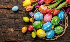 Įkvėpimas Velykoms: daugybė idėjų kiaušinių marginimui ir namų puošybai