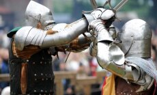 Armoured horses and chain mail: The guide to becoming a Medieval Lithuanian Knight