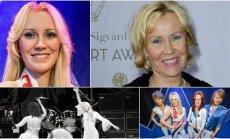 ABBA ir Agnetha Fältskog