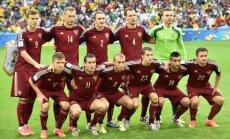2014 metų Rusijos futbolo rinktinė