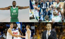 Naujasis Eurolygos sezonas – NBA ritmu (DELFI, ACB, Reuters ir Euroleague nuotr.)