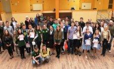 Jaunieji miško bičiuliai dalyvavo konferencijoje