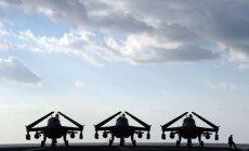 Kokią žinutę atsiuntė JAV karinis laivas Klaipėdoje?