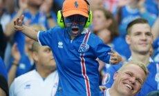 Islandijos futbolo rinktinės sirgalius