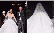 Victorios Swarovski vestuvinė suknelė