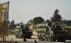Rusijos raketų sistema S-400
