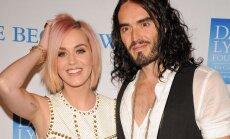 Katy Perry ir Russellas Brandas