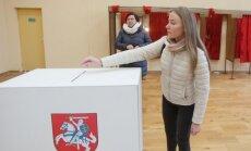 Elections to the Seimas