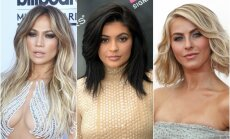 Jennifer Lopez, Kylie Jenner, Julianne Hough