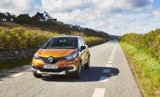 Modernizuotas Renault Captur