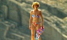 Karališkosios princesės Dianos atostogos Maljorkoje 1986-1988 m.