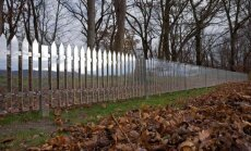 Veidrodinė tvora – nepraktiška, bet žaisminga