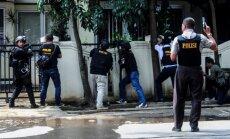 Išpuolis viename didžiausių Indonezijos miestų Bandunge