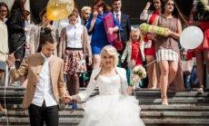 Violetos Taraškevič ir Augustino Paulionio vestuvės