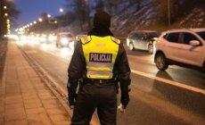Vilniaus patruliai darė tvarką A juostoje – įkliuvo dešimtys pažeidėjų