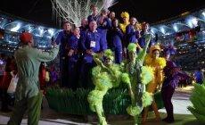 Transliacijas iš Rio stebėjo beveik trys ketvirtadaliai lietuvių
