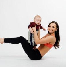 Patarimas mamoms: kaip po gimdymo sustangrinti liemenį