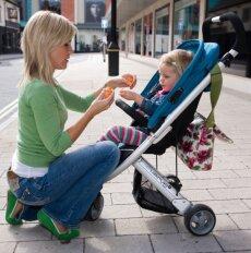 Nedarykite šios klaidos išėję pasivaikščioti su vaiku