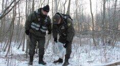 Aplinkosaugininkai surado brakonieriaus sugautą kiškį