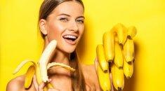 Bananų jėga: mažina cholesterolį, įveikia mėšlungį, stiprina širdį (kada rinktis žalius, o kada - prinokusius?)