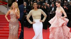 Gražiausios Kanų kino festivalio suknelės FOTO