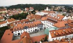 Vilniuje duris atvėrė 5 žvaigždučių viešbutis, įsikūręs istoriniuose rūmuose senamiesčio širdyje