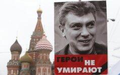 Paviešintos naujos B. Nemcovo nužudymo detalės