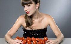 Veganė: Lietuvoje nesunku būti žaliavalgiu