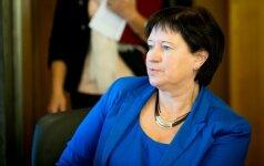Iš pareigų oficialiai atleidžiamas viceministras V. Martusevičius