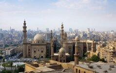 Egipto teismas dėl prokuroro nužudymo myriop nuteisė 28 žmones
