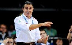 S. Scariolo grįžta prie Ispanijos rinktinės vairo