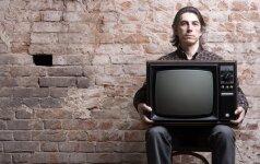 Už perdirbėjams atiduotą seną televizorių - nuolaida naujam