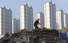 Dauguma Kinijos miestų neatitiks naujų oro kokybės standartų