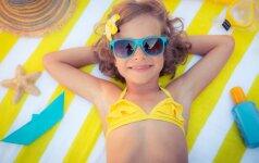 TOP 20 vardų, kurie idealiai tinka vasarą gimusiai mergaitei