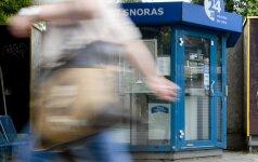 """Bankrutavusio """"Snoro"""" banko klientai dar neatsiėmė 14 mln. eurų"""
