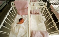 Kauno rajone ūgtelėjo gimstamumas