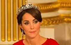 K. Middleton laikas praėjo: karališkieji rūmai turi NAUJĄ GRAŽUOLĘ FOTO