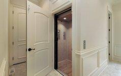 Kodėl liftas dviejų aukštų name yra visai racionali idėja?