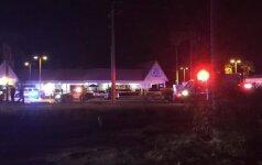 JAV naktiniame klube – šaudynės: liudininkai pasakoja apie iš siaubo klykiančius žmones