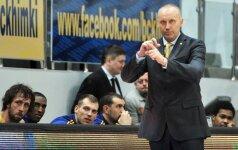 R.Kurtinaitis: R.Javtokas vienintelis rinktinėje galėjo gerai gintis