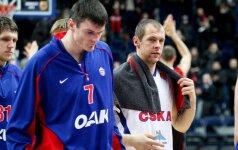 R.Šiškauskas ir D.Lavrinovičius patenka į daugiausiai Rusijoje uždirbančių krepšininkų sąrašą