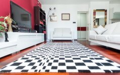 9 originalūs sprendimai: margos grindys